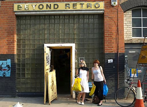 9187beb0ea1441 Beyond Retro opens London flagship store