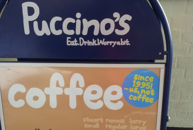 Puccinos coffee | Marque of the Month